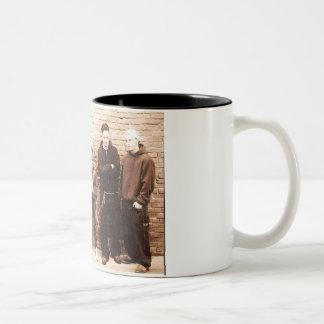 Group Pic Mug! Two-Tone Coffee Mug
