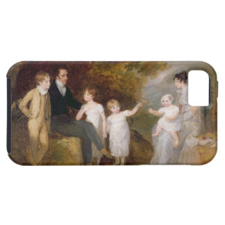 Group Portrait in a Wooded Landscape iPhone SE/5/5s Case