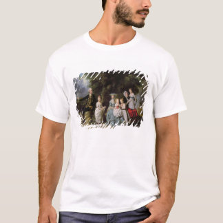 Group Portrait of the Colmore Family T-Shirt