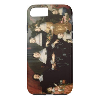 Group Portrait said to be the Kuysten Family iPhone 8/7 Case