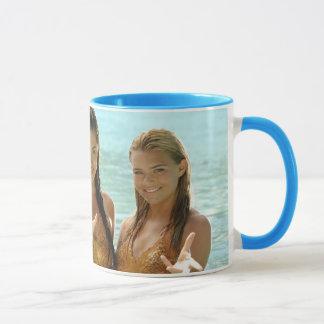 Group Pose In Water Mug