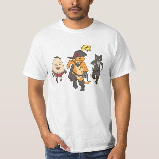 Group Running T-Shirt