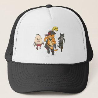 Group Running Trucker Hat
