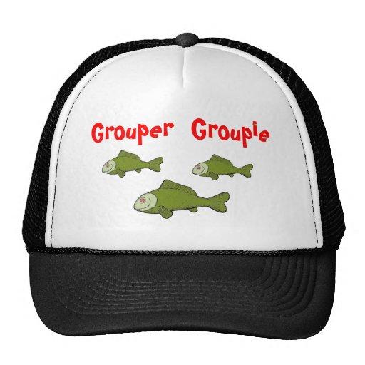 Grouper Groupie hat