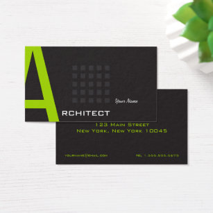 Civil engineering business cards templates zazzle groupon architect business card fbccfo Images