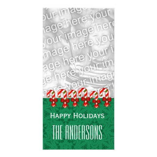 GROUPON Candy Canes Merry Christmas V5 Card