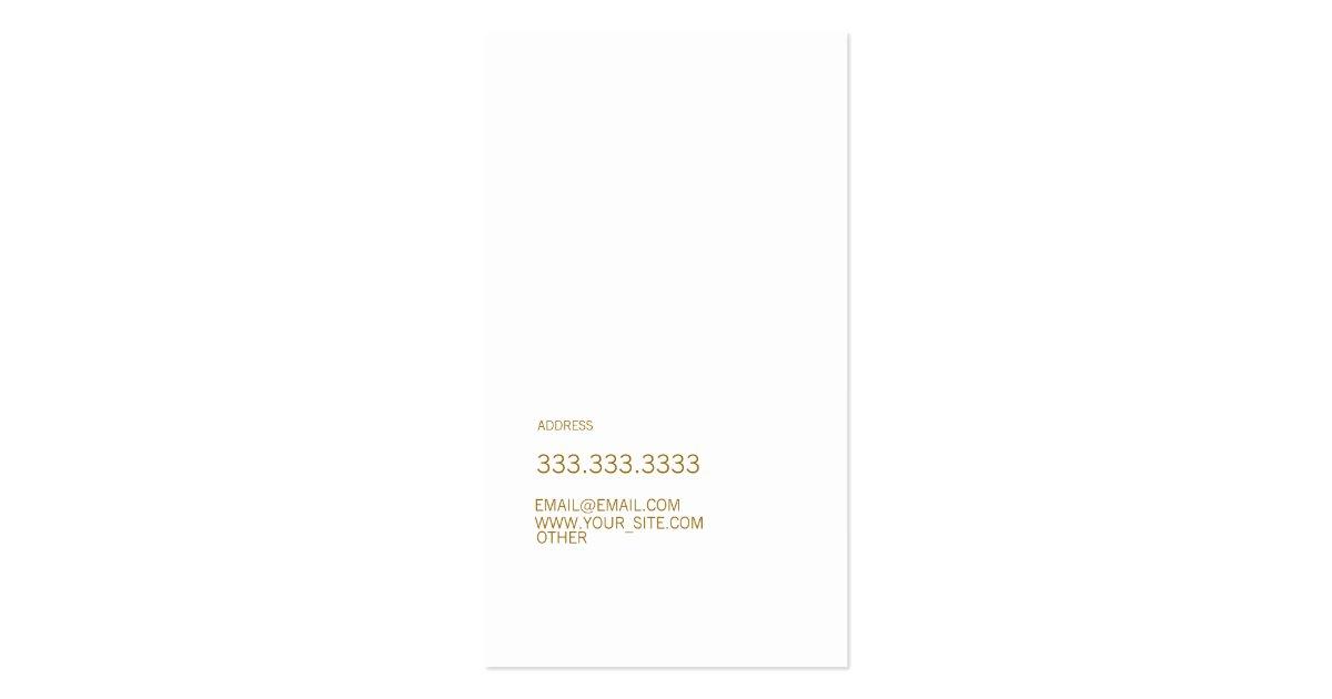 Groupon Metal Business Card