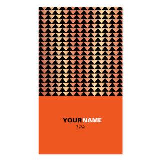 Orange Business Cards & Templates