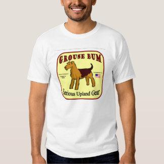 Grouse Bum - Serious Upland Gear Shirt