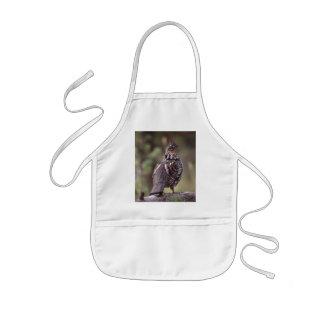grouse kids' apron