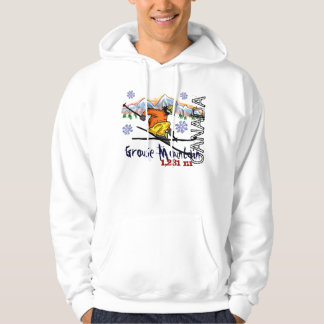 Grouse Mountain Canada elevation hoodie