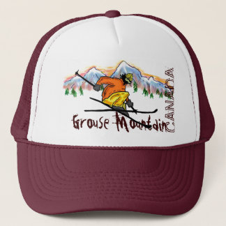 Grouse Mountain Canada ski hat