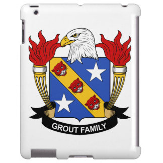 Grout Family Crest