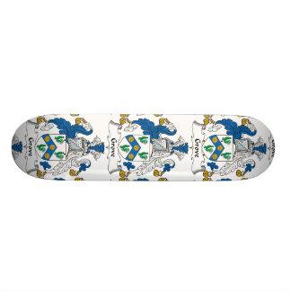 Grove Family Crest Skateboards