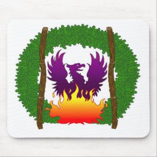 Grove logo mouse pad