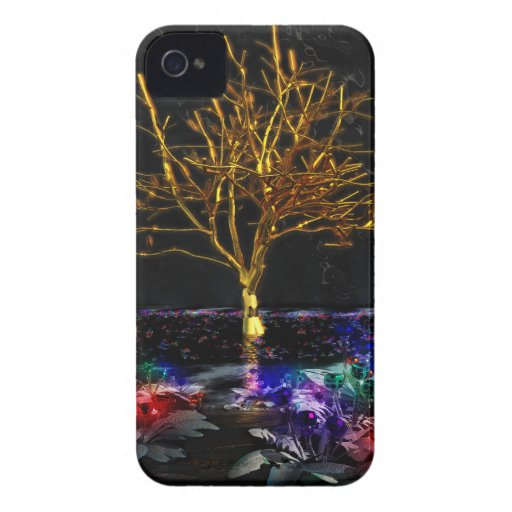 Grove of Living Gems iPhone 4 Case-Mate iPhone 4 Cover