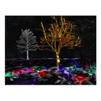 Grove of Living Gems Postcard