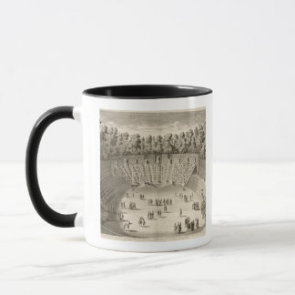 Grove of the Salle du Bal, Versailles, from 'Les P Mug
