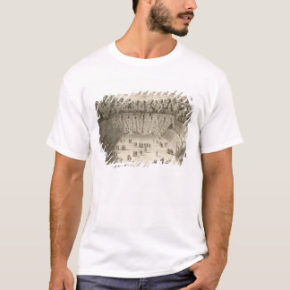 Grove of the Salle du Bal, Versailles, from 'Les P T-Shirt