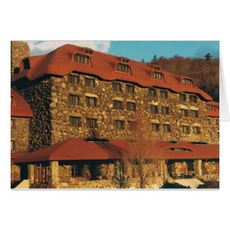 Grove Park Inn Note Card