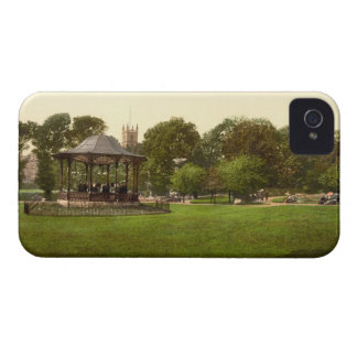 Grove Park Weston-super-Mare Somerset England iPhone 4 Case-Mate Case