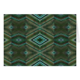 grove pattern card