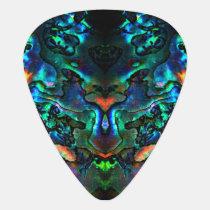 Grover Allman Guitar Pick Abalone