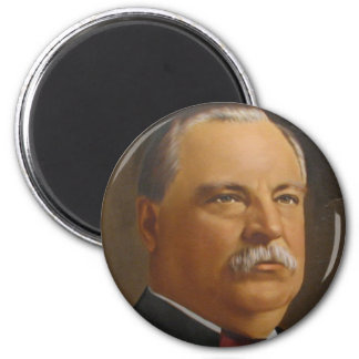Grover Cleveland  22 &24 Magnets