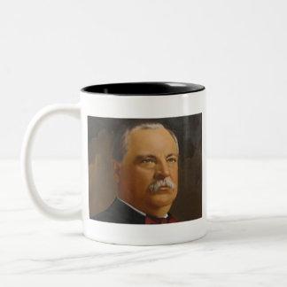 Grover Cleveland  22 &24 Mugs