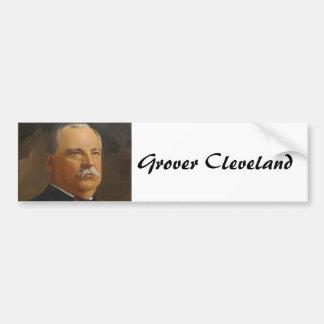Grover Cleveland 22 &24 Pegatina Para Auto