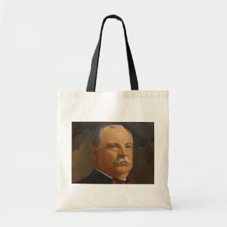 Grover Cleveland  22 &24 Tote Bag