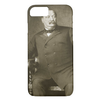 Grover Cleveland, 22nd and 24th President of th Un iPhone 7 Case