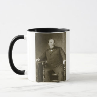 Grover Cleveland, 22nd and 24th President of th Un Mug