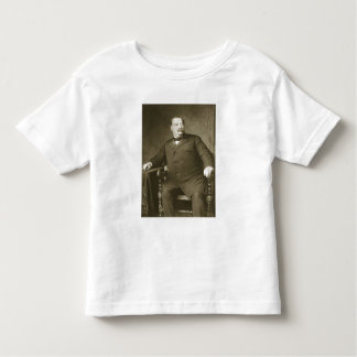 Grover Cleveland, 22nd and 24th President of th Un Toddler T-shirt