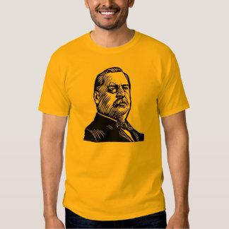 """Grover Cleveland """"24"""" camiseta de los deportes Poleras"""