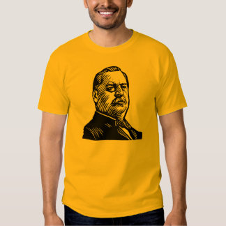 """Grover Cleveland """"24"""" Sports Tee"""