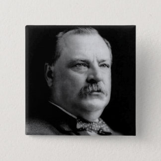Grover Cleveland Button