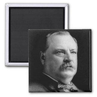 Grover Cleveland Fridge Magnet