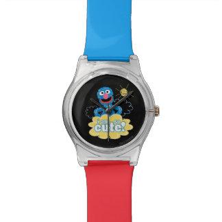 Grover Cute Wristwatch
