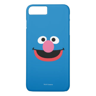 Grover Face Art iPhone 7 Plus Case