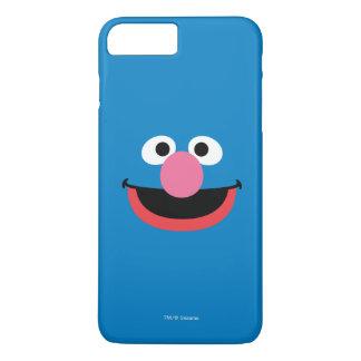 Grover Face Art iPhone 8 Plus/7 Plus Case