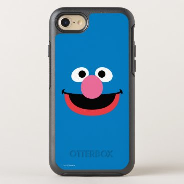 Grover Face Art OtterBox Symmetry iPhone 8/7 Case