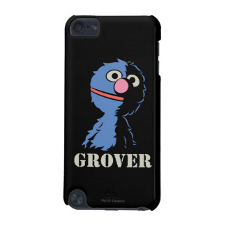 Grover Half iPod Touch 5G Cover