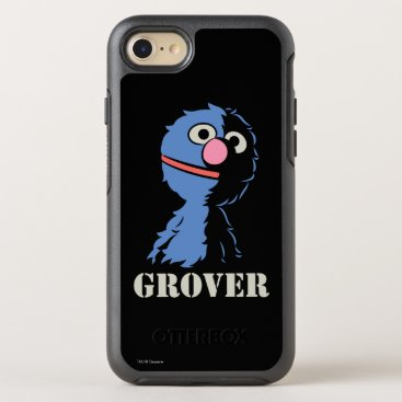 Grover Half OtterBox Symmetry iPhone 8/7 Case