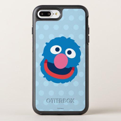 Grover Head OtterBox Symmetry iPhone 8 Plus/7 Plus Case