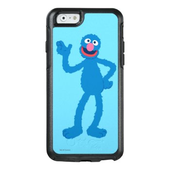 Grover Standing Otterbox Iphone 6/6s Case by SesameStreet at Zazzle
