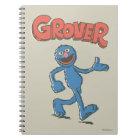 Grover Vintage Kids 2 Notebook