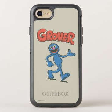 Grover Vintage Kids 2 OtterBox Symmetry iPhone 8/7 Case