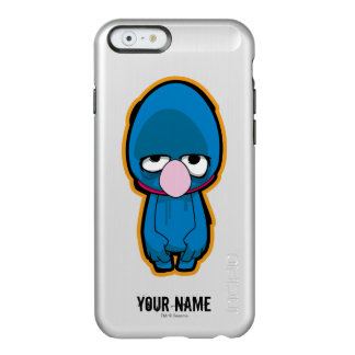 Grover Zombie | Add Your Name Incipio Feather Shine iPhone 6 Case