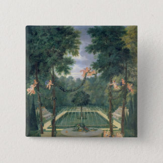 Groves of Versailles Button